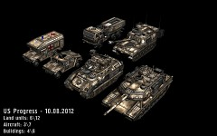 US progress - 10.08.2012
