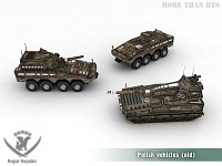 Polish vehicles