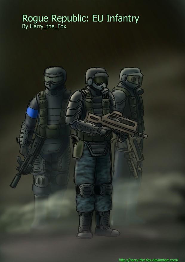 EU Infantry