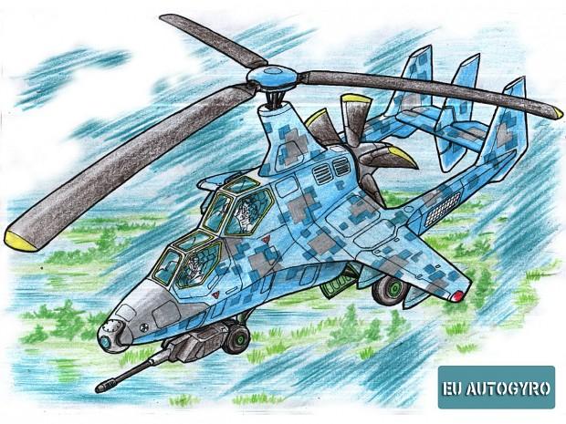 EU Autogyro (alternative version)