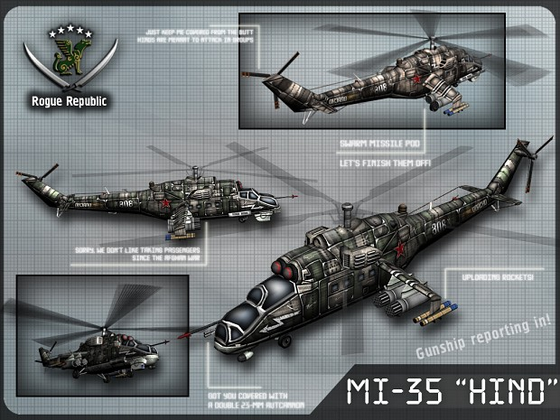 helicopter gunship game with Mi 35 Hind on Gears Of War King Raven 265657477 likewise Scifi Gun 3d Model furthermore Toy Fair 2015 Lego Legends Of Chima And Ninjago further Spider Slayer Tank additionally Mi 35 Hind.