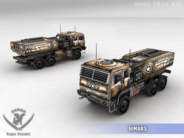 M142 HIMARS