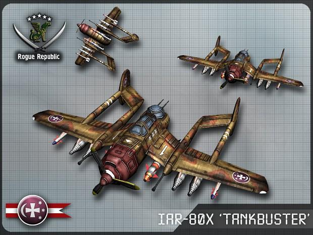 IAR-80X 'Tankbuster'