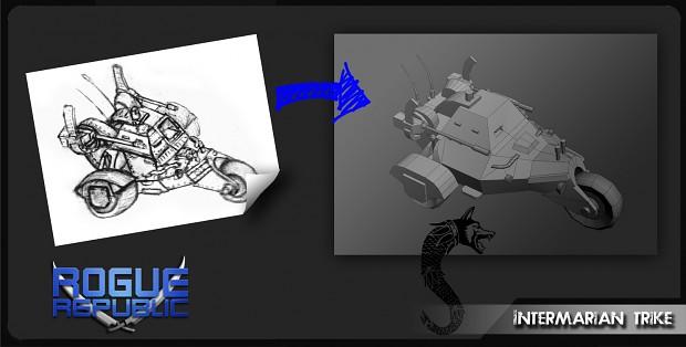 Trike concept
