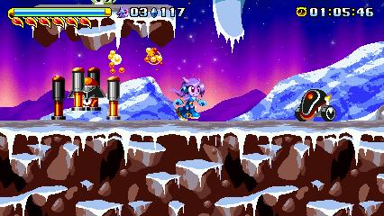 Battle Glacier Test