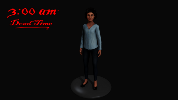 Main Characters, new designs. Danna Williams, voiced by Lottie Dance