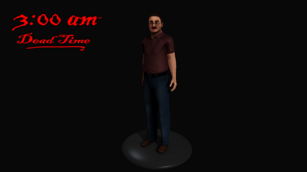 Main Characters, new designs. Erik Villalobos, voiced by Mark Daane