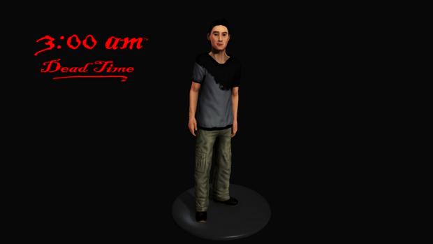 Main Characters, new designs. Matt Rodriguez, voiced by Michael Karrangus