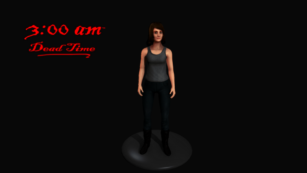 Main Characters, new designs. Sarah Green, voiced by Libby Moffett