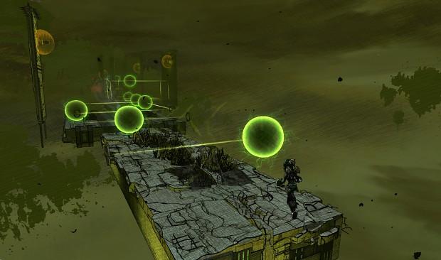 New Enemy: Pulse Core