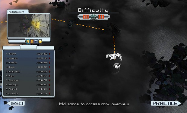 Improved Level Selection