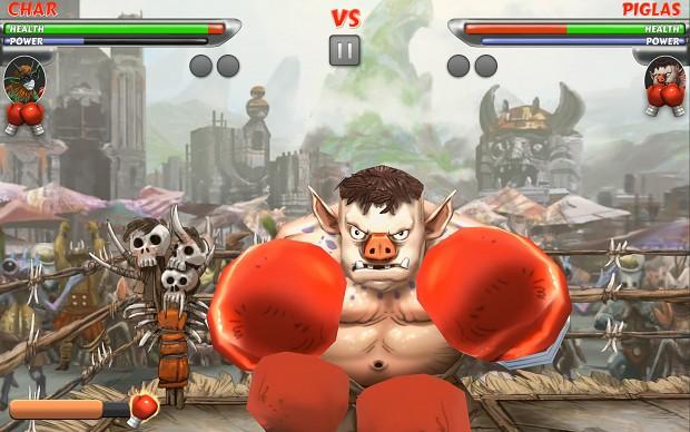 Gameplay Screenshot - Piglas