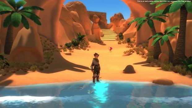 Screenshots from Festival of Magic Alpha
