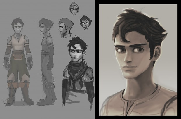 New Amon Concept Model Sheet