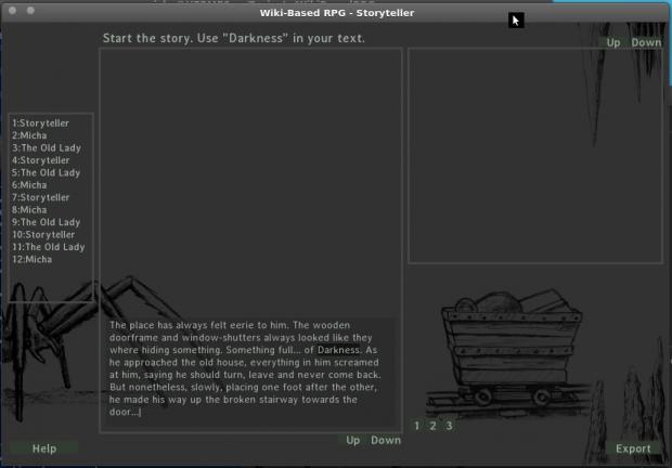 Custom themes in Wiki-Based-RPG