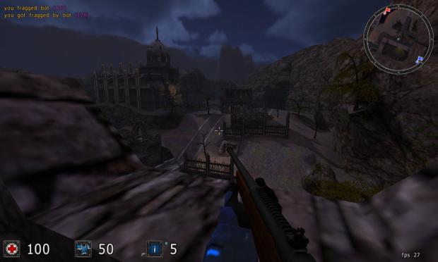 InDev v0.1 Gameplay Pics