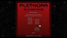Plethora 2012 Disclosure