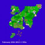 Kakele map