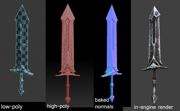 Sword Number 2