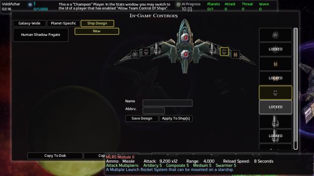 First AI War: Ancient Shadows Screenshots