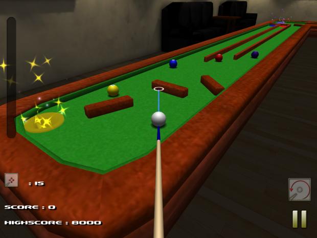 Game play screen shots