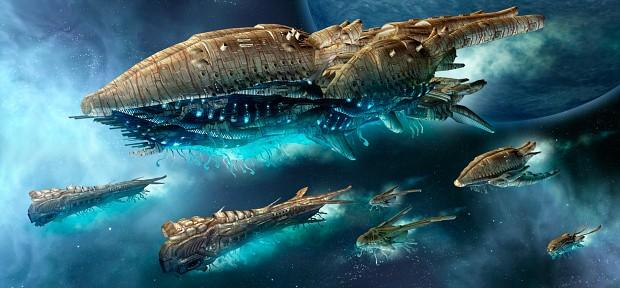 Amoeba fleet