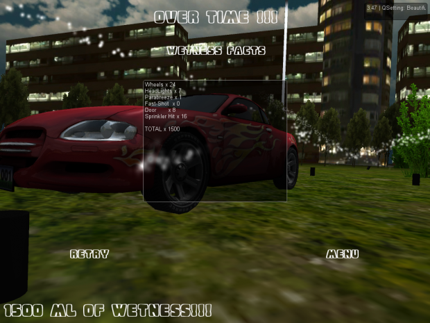 ANNAFFISMO - Pre-release screenshot #1