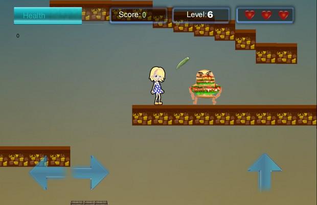 Screenshot Level 6