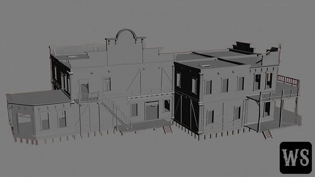 Saloon Prototype I