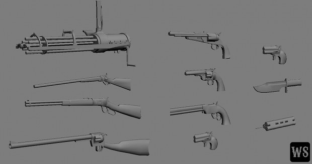 Weapons I