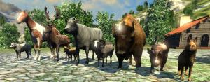 Animals of Rex
