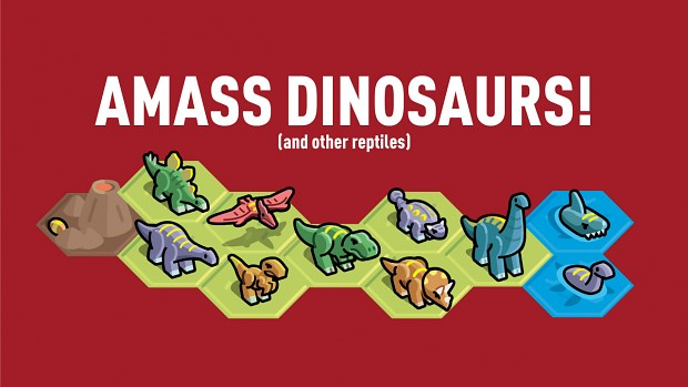 dinosaurs! RAWR