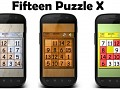 Fifteen Puzzle X