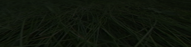 Shots emphasizing Cosmicomic's texture & grass