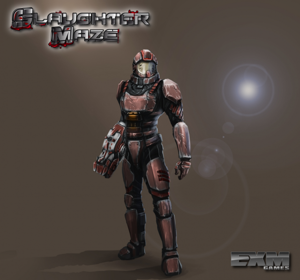 New character design (red)