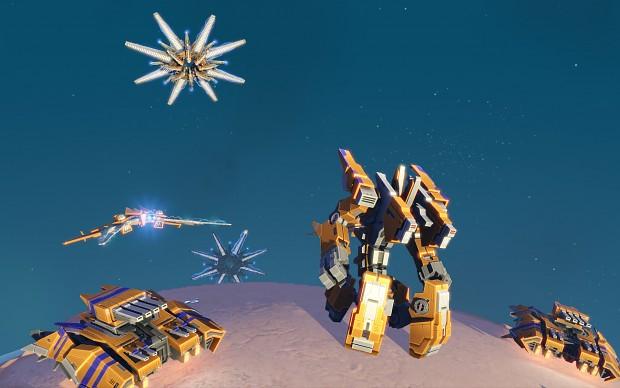 Titans Screenshots