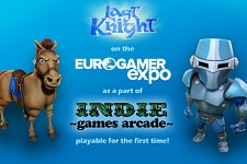 Last Knight on the Eurogamer Expo