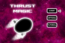 Thust Magic main screen