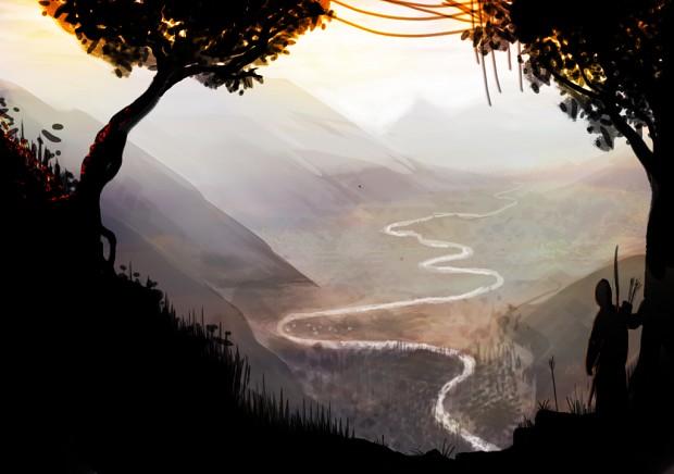 Environment 2D Concept