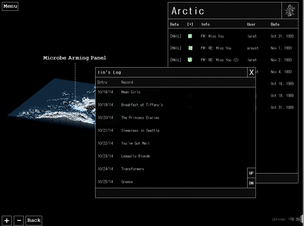 Act 5 Screenshots