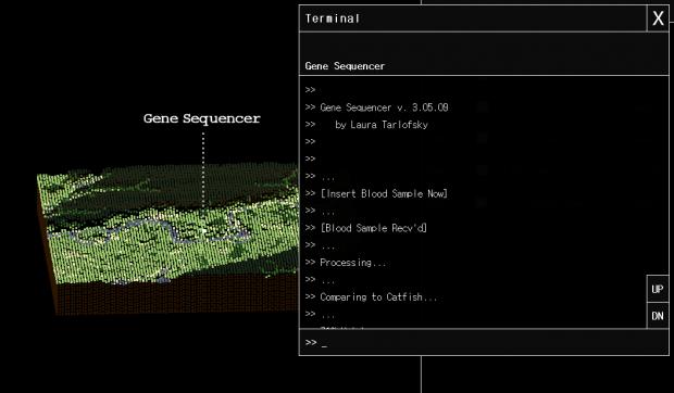 Gene Sequencer