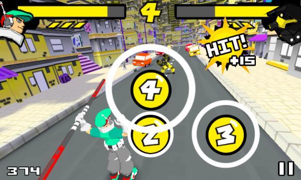 Beat Attack Screenshots