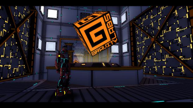 Entering Gravity Labs...