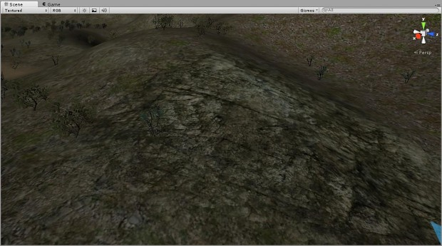BEFORE: Alpha 1.6.7 - The Terrain Update
