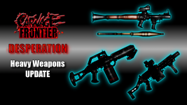 Heavy Weapons Udpdate