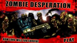 Zombie Desperation Promo