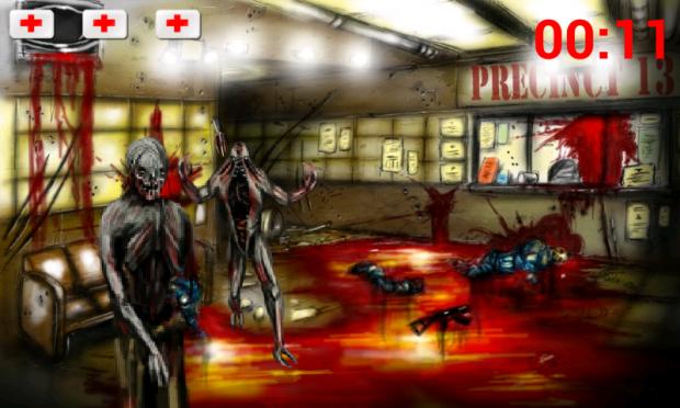 Carnage Frontier: Desperation Screenshot