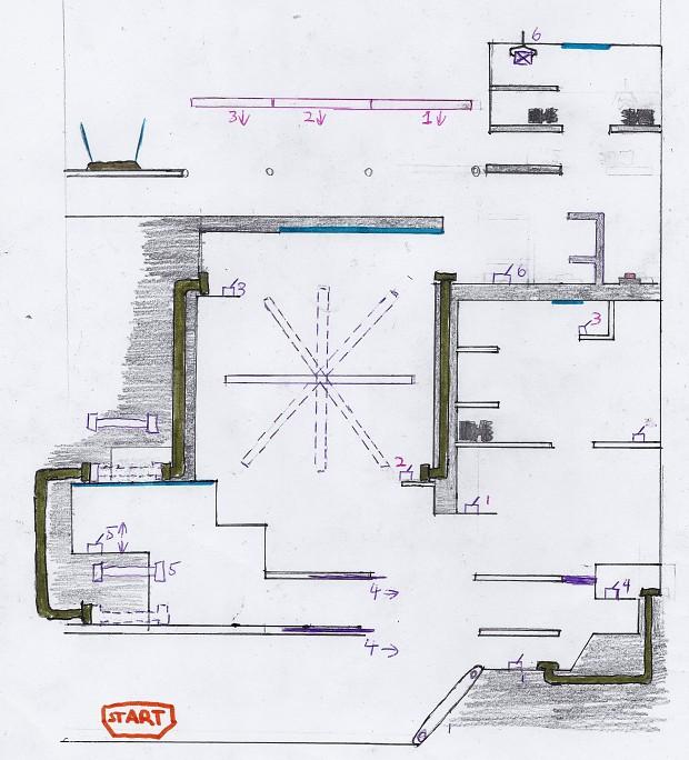 New level design
