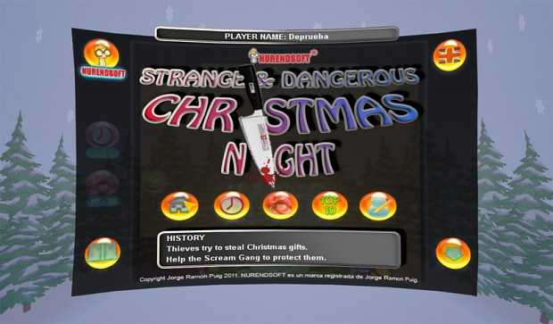 SDCN gameplay screenshots