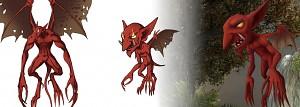 Gargoyle Concept to 3D
